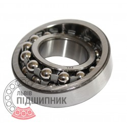 Self-aligning ball bearing 1210 [Kinex ZKL]