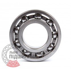 Deep groove ball bearing 6204 [CX]