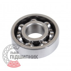 Deep groove ball bearing 6204 [Kinex ZKL]
