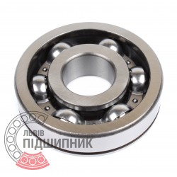 Deep groove ball bearing 6307N [GPZ]