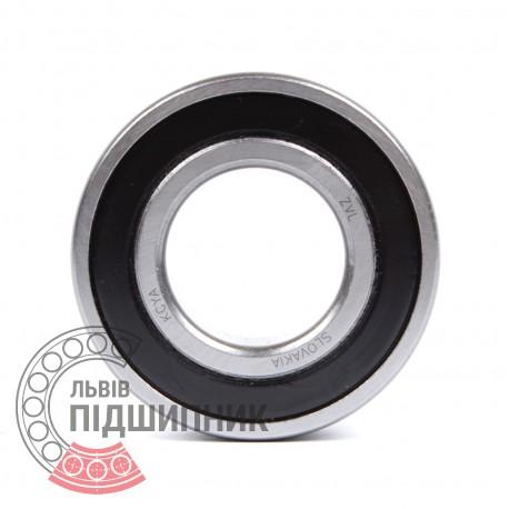 6006-2RS FAG Ball Bearing  30x55x13 mm 6006-2RSR