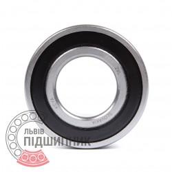 Deep groove ball bearing 6215 2RSR [Kinex ZKL]