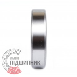 Deep groove ball bearing 6311 2RSR [Kinex ZKL]