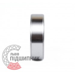 Deep groove ball bearing 6001 2RS