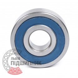Deep groove ball bearing 6003 2RS [GPZ-4]