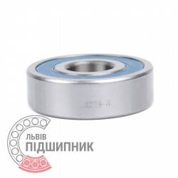 Пiдшипник кульковий 180108С17-6 (6008 2RS) [ГПЗ-4]