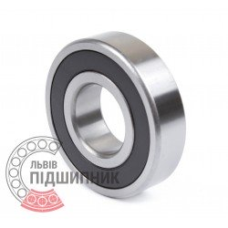 Deep groove ball bearing 6011 2RS