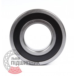 Deep groove ball bearing 6019 2RS [Kinex ZKL]