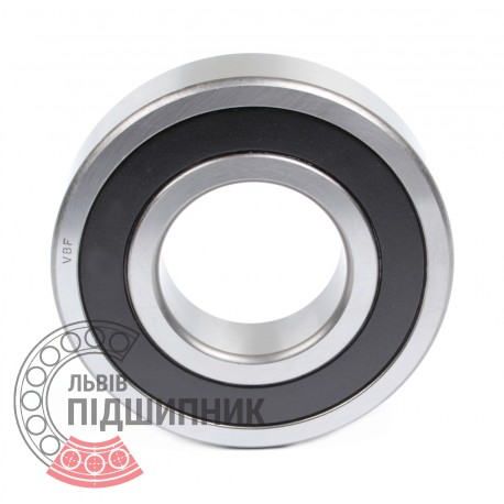 6205-2RSH Sealed SKF Ball Bearing