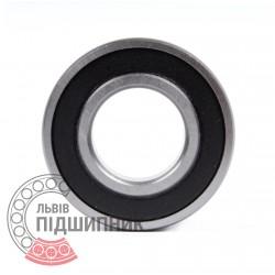 Deep groove ball bearing 6000 2RS