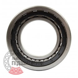 Cylindrical roller bearing NJ206 [CX]