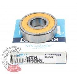 Deep groove ball bearing SC0345LU-TM [NTN]