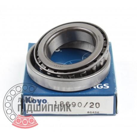 Tapered roller bearing 18690/18620 [Koyo]