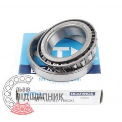 Tapered roller bearing 18690/18620 [NTN]