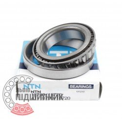 Tapered roller bearing 18790/18720 [NTN]