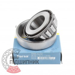 Tapered roller bearing 15106/15250 [Fersa]