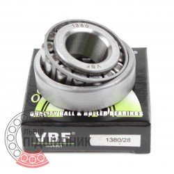 Tapered roller bearing 1380/1328 [VBF]