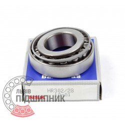 Tapered roller bearing 302/28 [NSK]