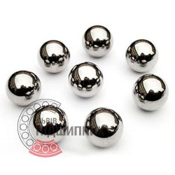 Bearing ball 15,081 mm