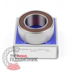 Angular contact ball bearing 32BD45-A-1T12DDUCG21 [NSK]