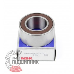 Angular contact ball bearing 35BD210-A-T12DDUCG21 [NSK]