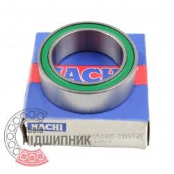 Пiдшипник кульковий радіально-упорний 38BG05S6G 2RS [Nachi]