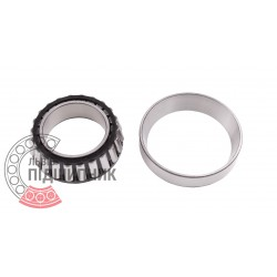 Tapered roller bearing 572657A [FAG]