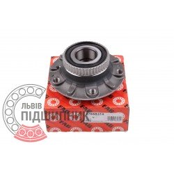 Angular contact ball bearing 576681EA [FAG]
