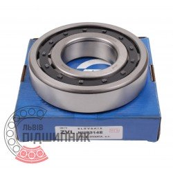 Cylindrical roller bearing NUP 314 E [ZVL]