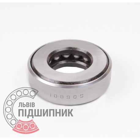 Thrust ball bearing 108905 [GPZ]