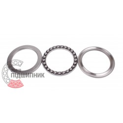 Thrust ball bearing 51111