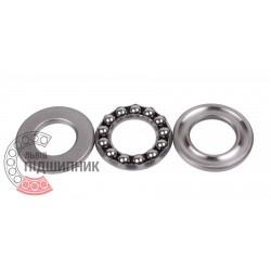 Thrust ball bearing 51202