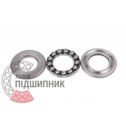 Thrust ball bearing 51200 [CX]