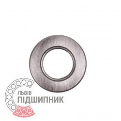 Thrust ball bearing 51202 [CX]