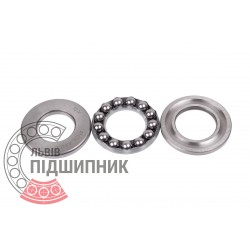 Thrust ball bearing 51209 [CX]