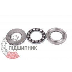 Thrust ball bearing 51209 [CX]