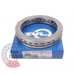Thrust ball bearing 51118 [Kinex ZKL]