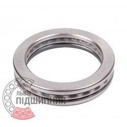 Thrust ball bearing 51115 [GPZ-4]
