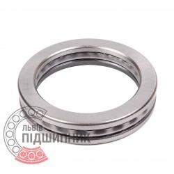 Thrust ball bearing 51120 [GPZ-4]