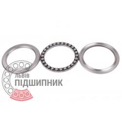 Thrust ball bearing 51115 [CX]