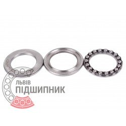 Thrust ball bearing 51101 [CX]