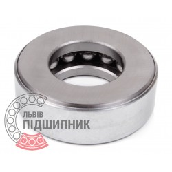 Thrust ball bearing 108810 [GPZ]