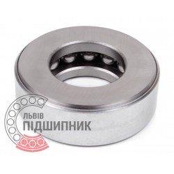Thrust ball bearing 108810 [GPZ]