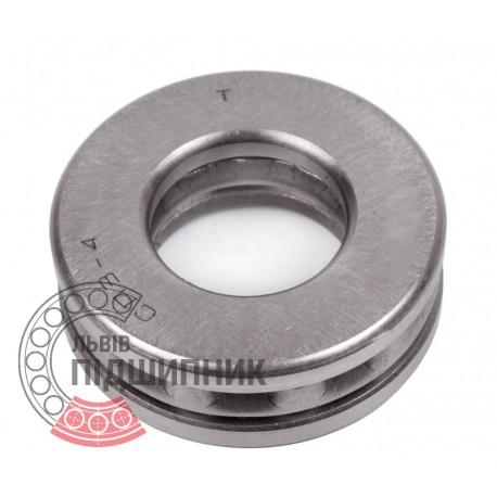 Thrust ball bearing 51202 [GPZ-4]