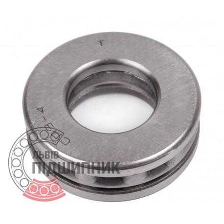 Thrust ball bearing 51202 [GPZ-4]