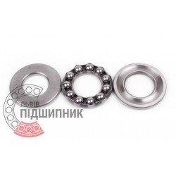 Thrust ball bearing 51205 [GPZ-4]