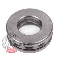 Thrust ball bearing 51207 [GPZ-4]