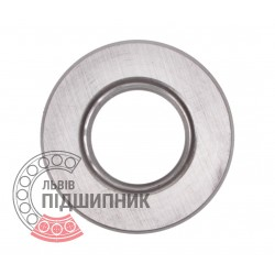 Thrust ball bearing 51209 [GPZ-4]