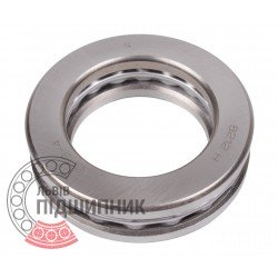 Thrust ball bearing 51212 [GPZ-4]