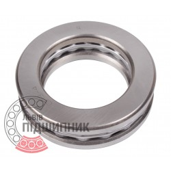 Thrust ball bearing 51210 [GPZ-4]